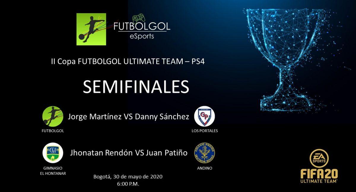 II Semifinales Copa FUT – PS4