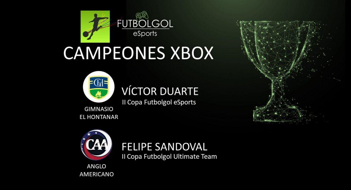 Campeones XBOX