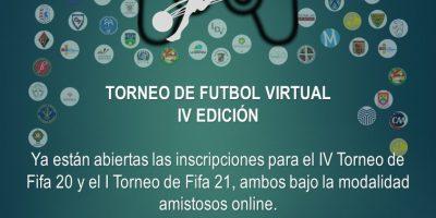 IV Torneo de Fútbol Virtual